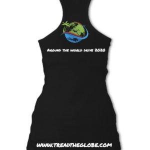 TREAD Logo Vanlife Ladies Tank Top Double sided