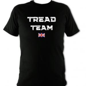 TREAD Team T-Shirt – Double sided