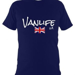 UK Vanlife T-Shirt