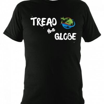 TREAD the Globe Official T-Shirt