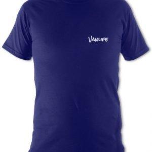 TREAD Logo Vanlife T-Shirt Double side