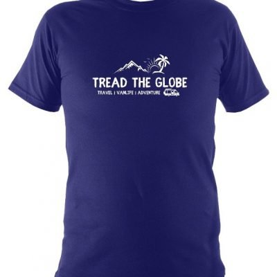 Tread the Globe Official T Shirt