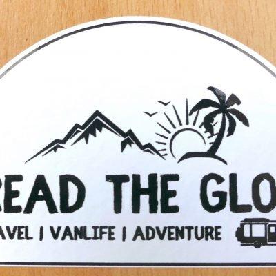 TREAD the Globe Sticker Pack 2020