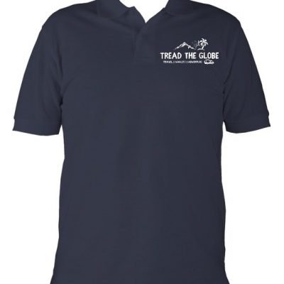 Tread the Globe Official Polo Shirt 2020 -Mens