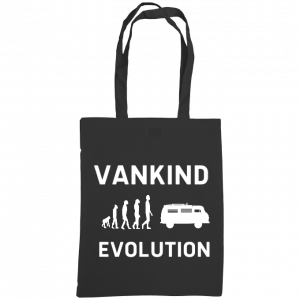 Evolution of Vankind Tote Shoulder Bag