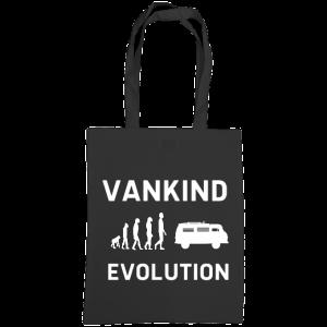 Evolution of Vankind Tote Shoulder Bag