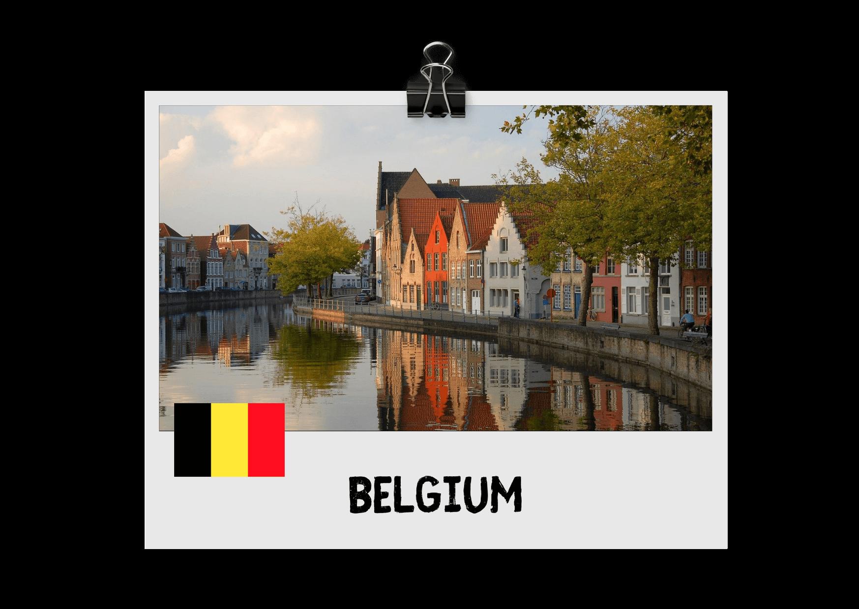 Van Life in Belgium