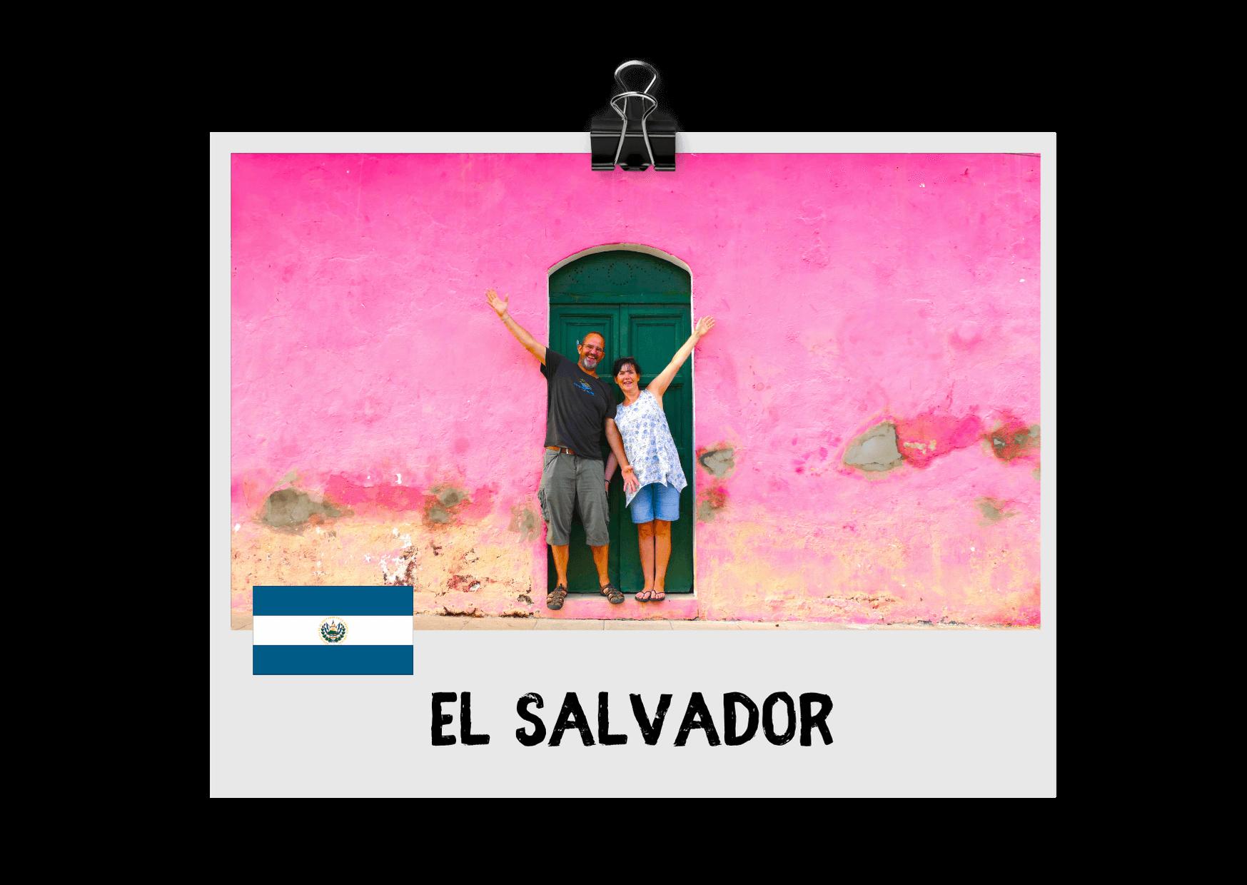 Backpacking in El Salvador