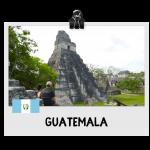 Backpacking in Guatemala
