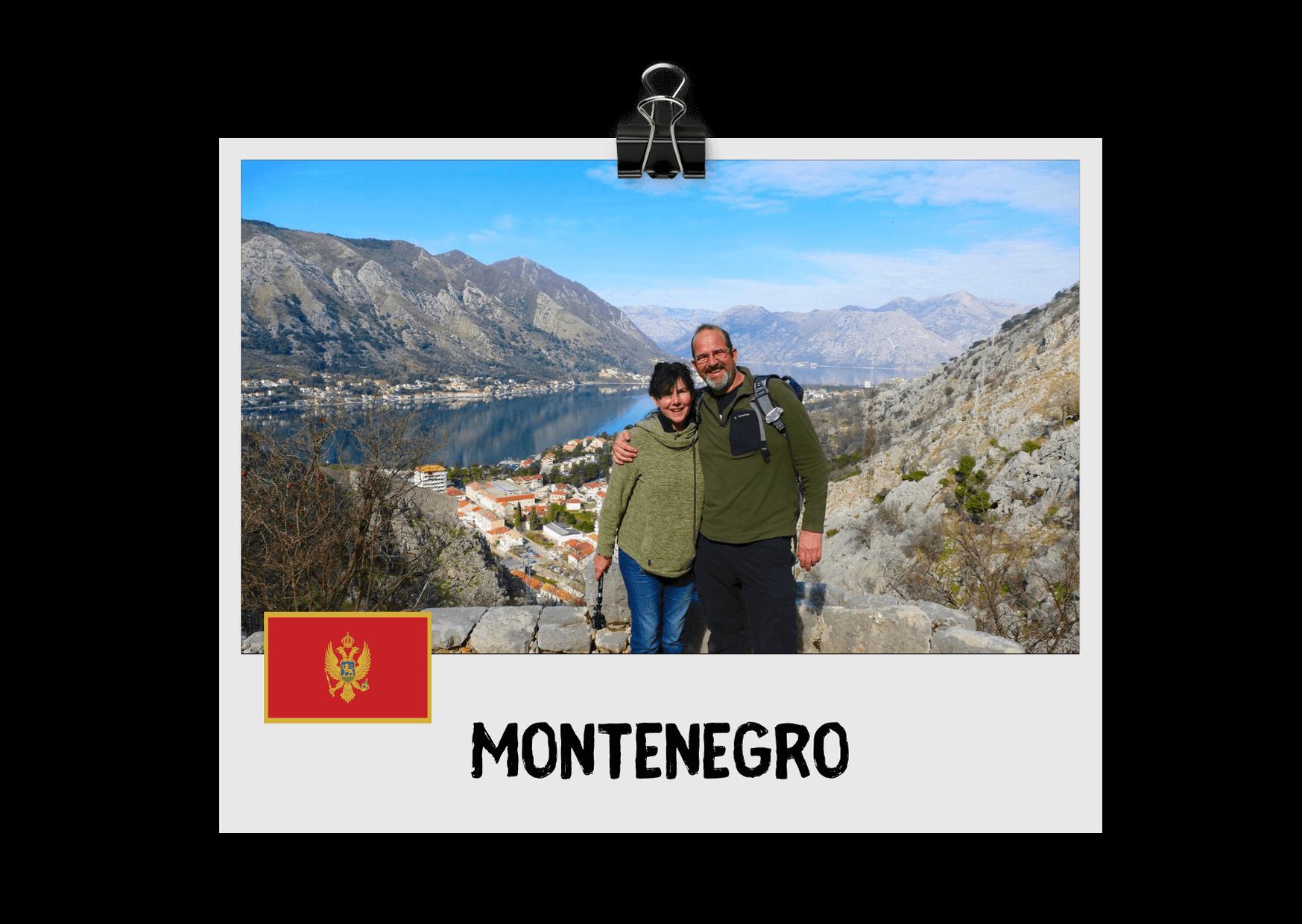 Van Life in Montenegro