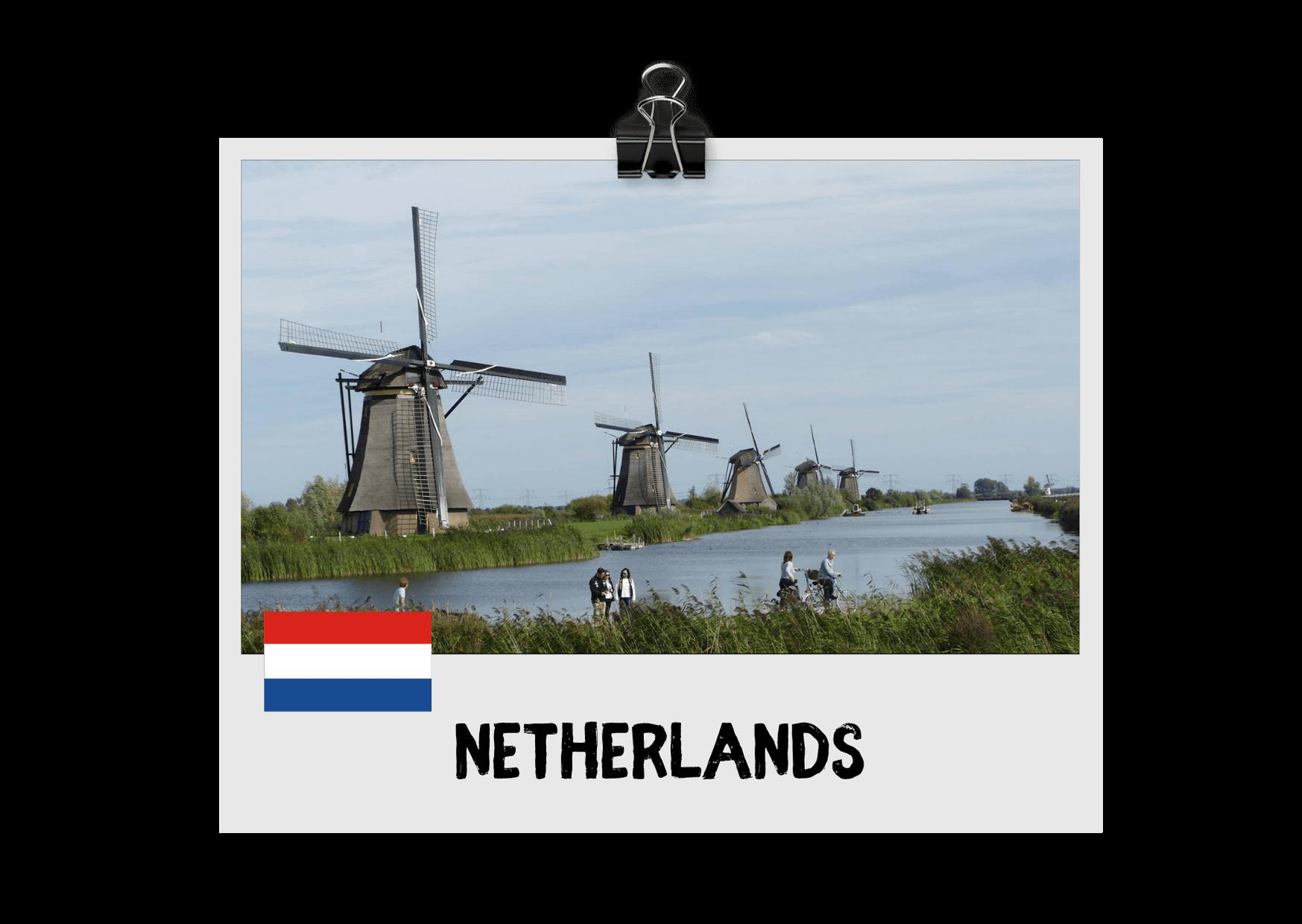Netherlands Van Life