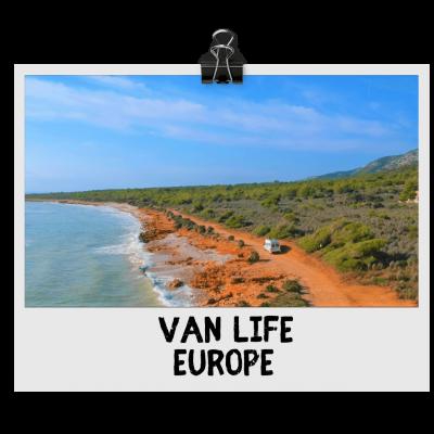 Van Life in Europe