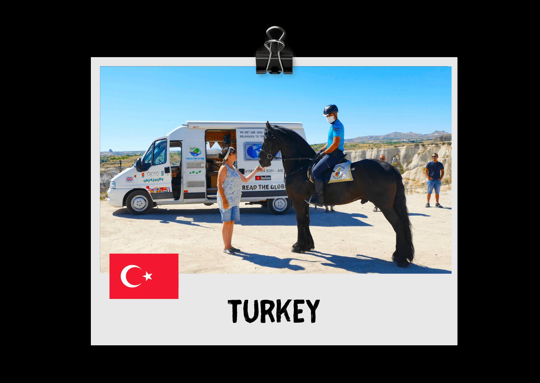 Van Life in Turkey