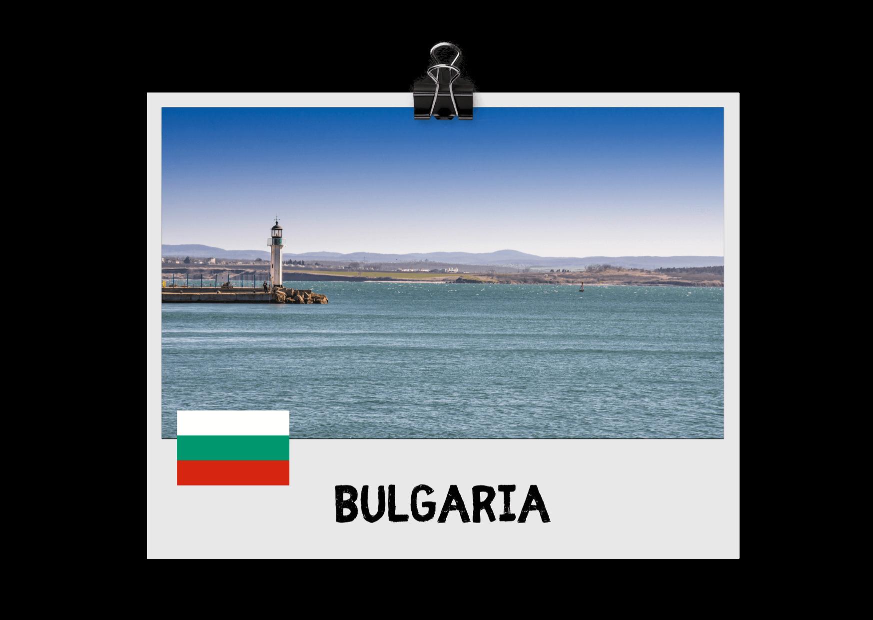 Van Life in Bulgaria