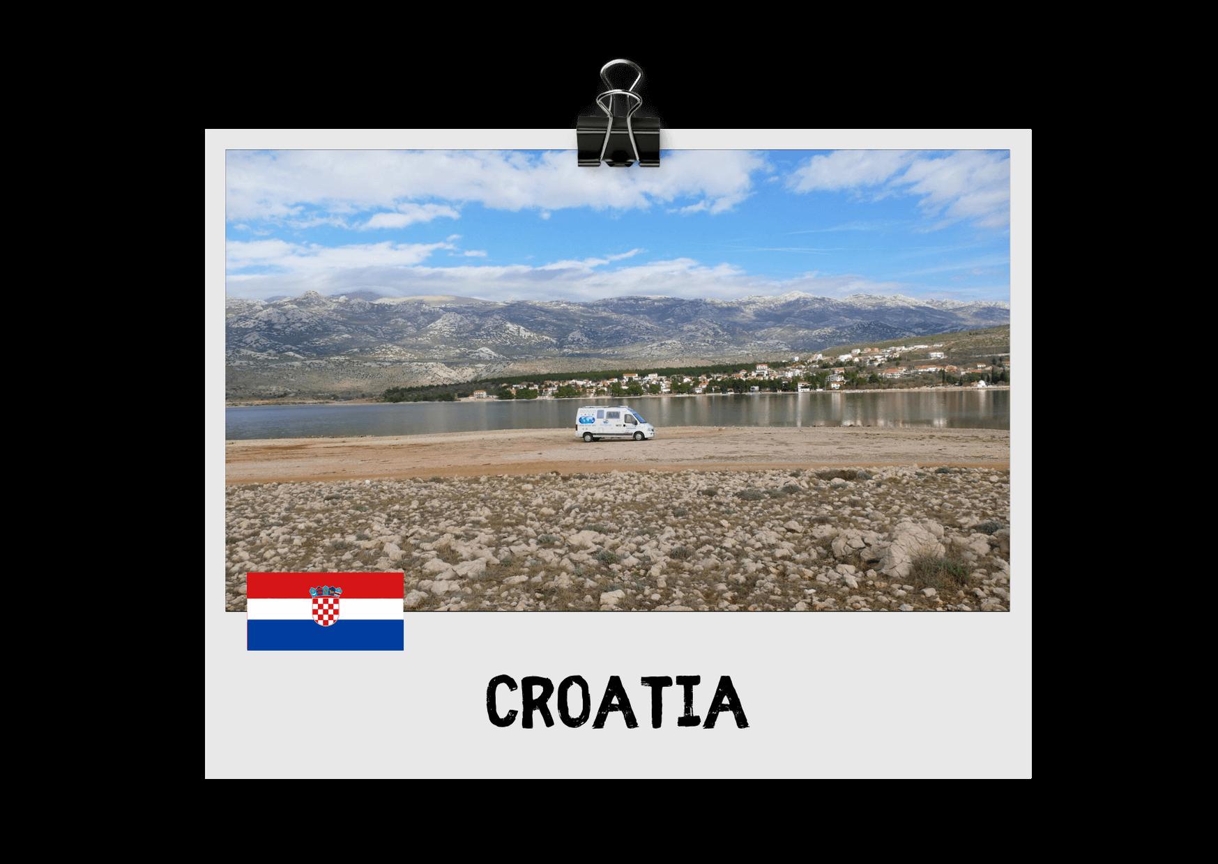 Van Life in Croatia