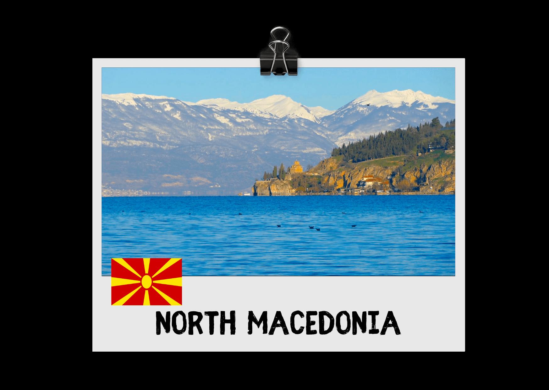 Vanlife in North Macedonia