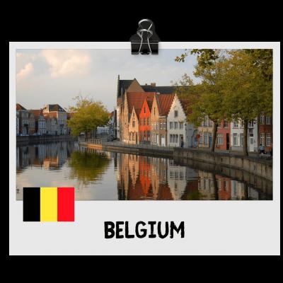 BELGIUM Destination