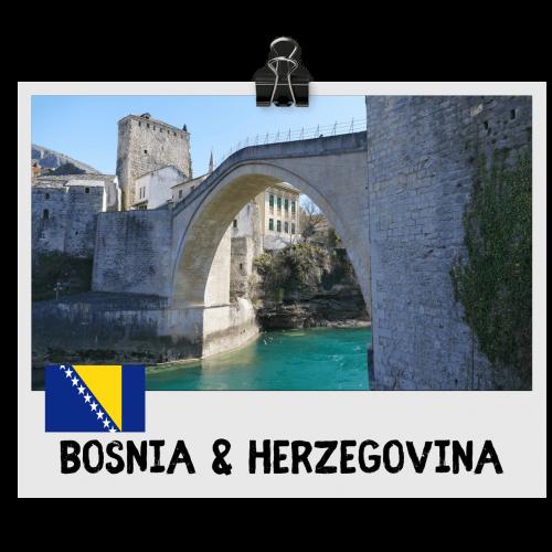 Van Life in Bosnia & Herzegovina