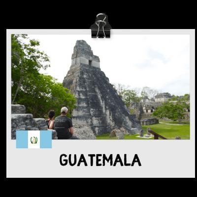 Guatemala Destination