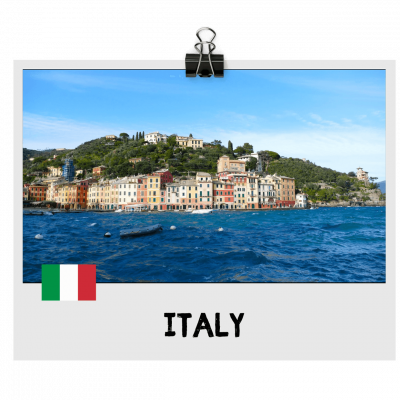ITALY Destination