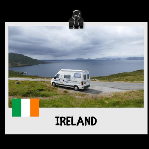 Van Life in Ireland