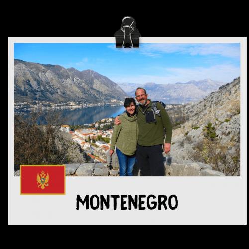 MONTENEGRO Destination