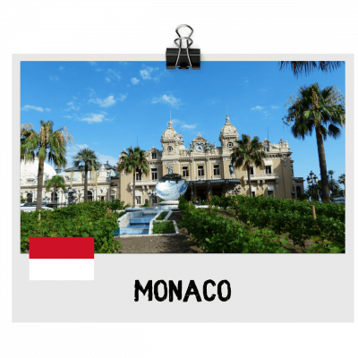 Monaco Destination