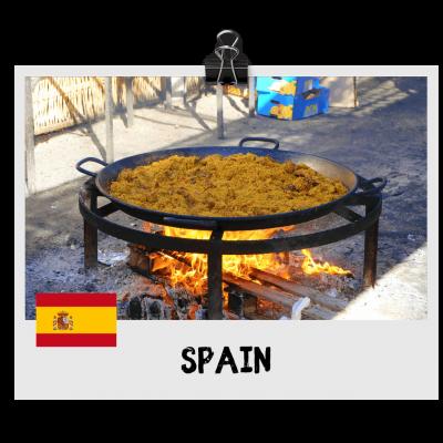 SPAIN Destination