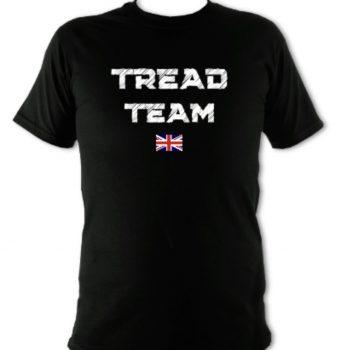tread team tshirt