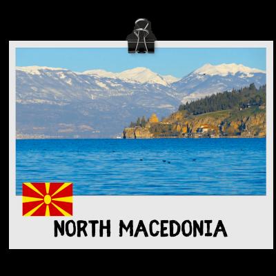 north macedonia Destination